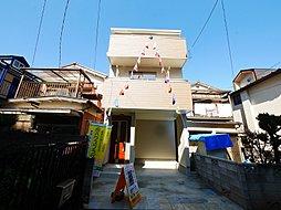 買い物・教育施設の充実した立地に住宅性能評価取得の南向き新築住...