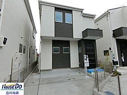 「静かな住宅地」立川市栄町新築分譲住宅全5棟