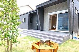 【MEGURIE恵家】筑前町下高場 平屋 新築住宅の外観