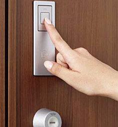 玄関ドアタッチキー