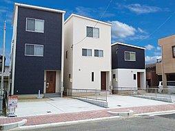 LIXIL不動産ショップ 碧南市 野田町 【シアタールーム、屋上庭園付】3階建て4LDKの外観