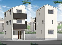 神戸市須磨区古川町4丁目 新築一戸建て 2区画分譲