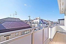 【阪急京都線・富田駅】~5LDKのゆとりある間取りのゼロエネルギーハウス・高槻市寿町~の外観