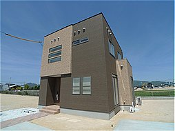 ブールガーデン田島2 6号地新築分譲 家具・カーテン・照明付の外観