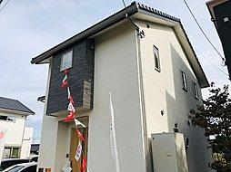 【ライフデザイン・カバヤ】岡山市南区米倉2号地分譲住宅の外観