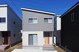 【ニコニコ住宅】美沢B棟 新築住宅の外観
