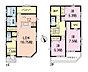 1階の大容量のパントリー兼フリースペース収納には保存食や納戸収納としても使え大変便利です。2階納戸室は書斎としても使えますので、ライフプランに合わせてお住まい頂けます。,3SLDK#4LDK,面積96.05m2(2号棟・5号棟),価格2号棟4380万円、5号棟4380万円,JR総武線「西船橋」駅 徒歩20分,京成本線「京成西船」駅 徒歩14分,千葉県船橋市古作3