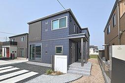 【セキスイハイム】米子市新開 分譲住宅の外観