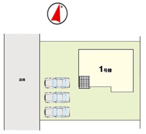 【4LDK+S】*区画図