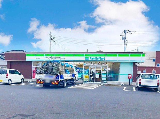 ファミリーマート水戸東前店
