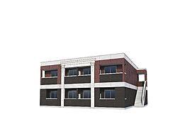 袖ケ浦市奈良輪49街区新築アパート