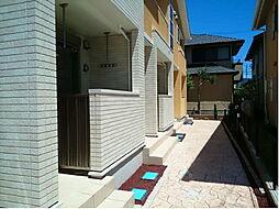 伊豆箱根鉄道駿豆線 大場駅 徒歩17分の賃貸アパート