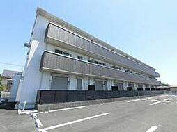 東武伊勢崎線 館林駅 徒歩17分の賃貸アパート