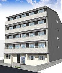 京福電気鉄道北野線 北野白梅町駅 徒歩30分の賃貸マンション