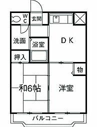南大塚駅 4.7万円