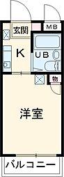 京急鶴見駅 3.9万円