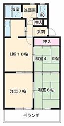 星ヶ丘駅 4.9万円