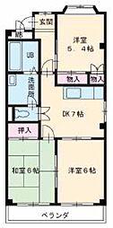 上社駅 5.7万円