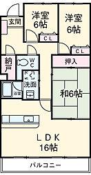 星ヶ丘駅 10.5万円