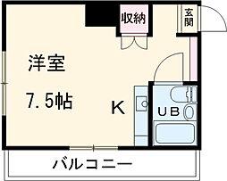 本郷駅 2.5万円