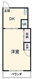 東山公園駅 3.8万円