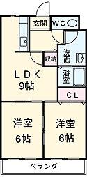 茶屋ヶ坂駅 6.0万円