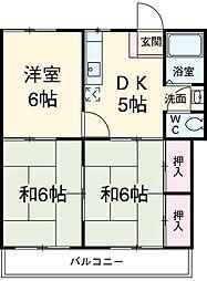 市川駅 6.8万円
