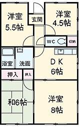 上尾駅 6.2万円