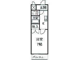 高畑駅 4.2万円