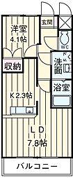 上尾駅 5.4万円