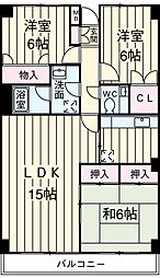 北本駅 7.8万円