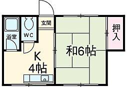 神領駅 2.8万円