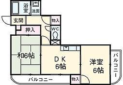 二俣川駅 6.6万円