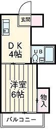 自由が丘駅 6.5万円