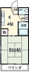 箕田駅 2.2万円