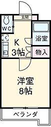 牛田駅 4.3万円