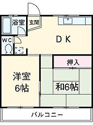 川越富洲原駅 4.0万円