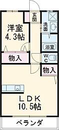 名鉄三河線 上挙母駅 徒歩11分