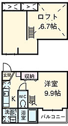 名鉄犬山線 上小田井駅 徒歩7分