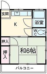 北綾瀬駅 3.9万円