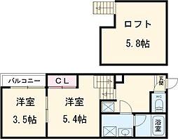 桜駅 5.6万円