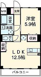 二宮駅 6.4万円
