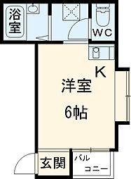東白楽駅 6.5万円