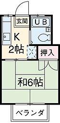 妙音通駅 2.2万円