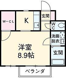 共和駅 4.7万円