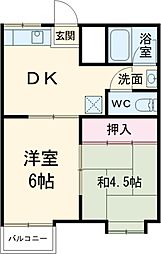 東岡崎駅 3.3万円
