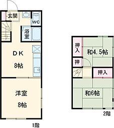 木村様貸家(北側)