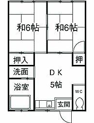 岩原駅 3.5万円