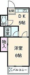 三鷹台駅 5.8万円