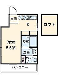 荻窪駅 8.3万円
